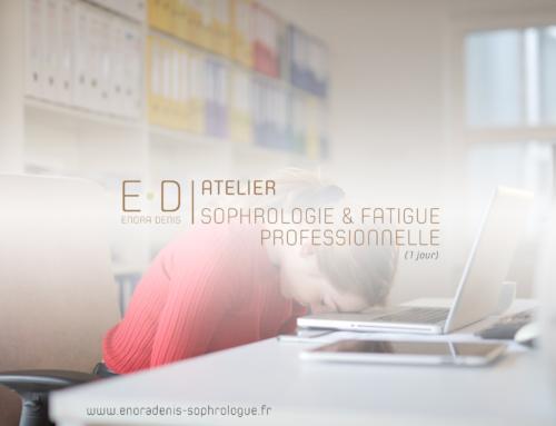 Sophrologie et fatigue professionnelle